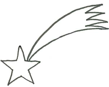 Gratis Malvorlagen Sternschnuppe Coloring And Malvorlagan
