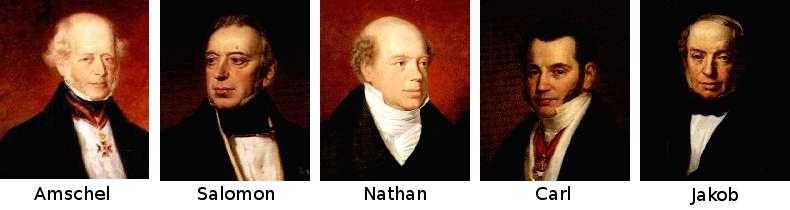 Bildergebnis für Rothschild-Dynastie