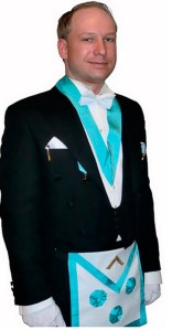 Anders Behring Breivik Freemasons