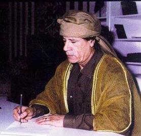 qaddafi-writing1