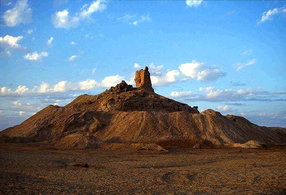 Birs-Nimrud  in Borsippa