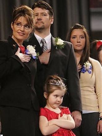 Todd Palin - Ehemann von Sarah Palin