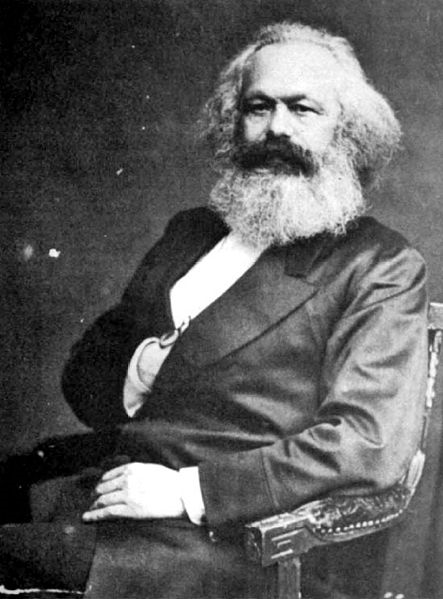 Karl Marx (b. 1818 – d. 1883) German – Jewish revolutionary and communist icon. Marx authored The Communist Manifesto in 1848
