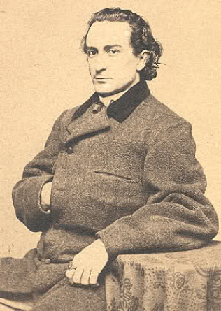 Edwin Booth - Brother of John Wilkes Booth