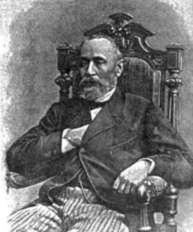 Mikhail Katkov (b. 1818 – d. 1880) Russian occult publisher of Moscow Gazette. Katkov brought Hindu and Theosophy teachings to Russia. He also published some books of the Russian occultist and mystic,