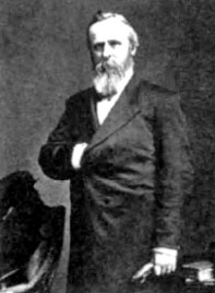 Rutherford B. Hayes (b. 1822 – d. 1893) Freemason and 19th President of the United States. Only president whose election was decided by a congressional commission
