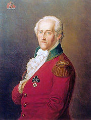 Baron von Knigge (1752-1796). Freemason and member of the Bavarian Illuminati