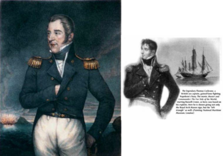 Thomas Cochrane (1775-1860) Royal Navy officer and radical politician