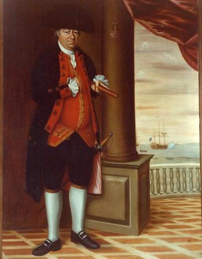 Abraham Whipple (b. 1733 – d. 1819). American revolutionary naval commander