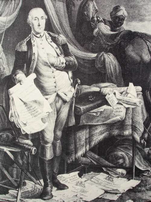 George Washington (b. 1732 – d. 1799)