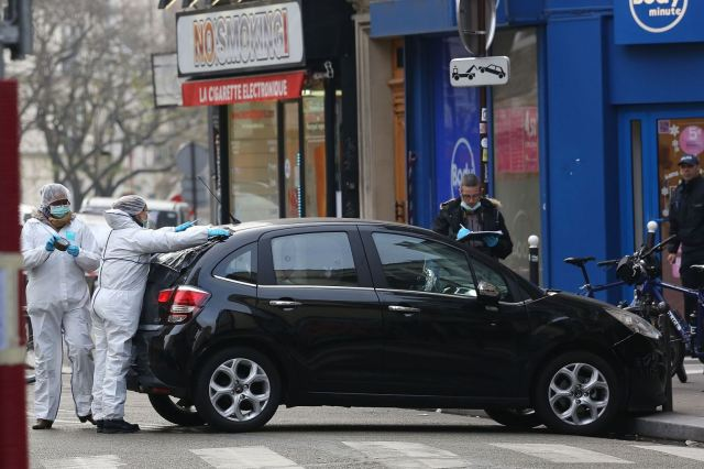 Deadly Attack On French Satirical Magazine Charlie Hebdo In Paris